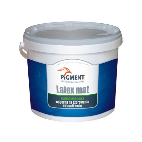 Wodorozcieńczalna farba lateksowa