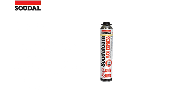 PIANKA PISTOLETOWA MAXI EXPRESS 870ML SOUDAL