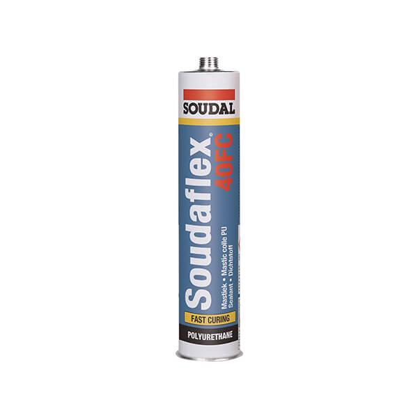 Uszczelniacz poliuretanowy SOUDAFLEX 40FC 310 ml